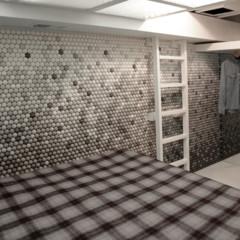 Foto 1 de 7 de la galería una-mala-idea-revestir-todas-las-paredes-con-pelotas-de-ping-pong en Decoesfera