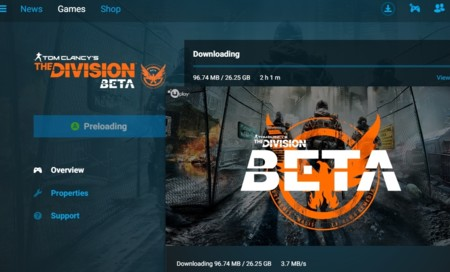 Beta The Division