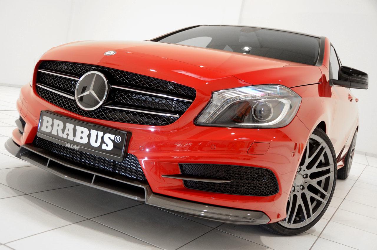 Foto de Brabus Mercedes-Benz Clase A (6/19)