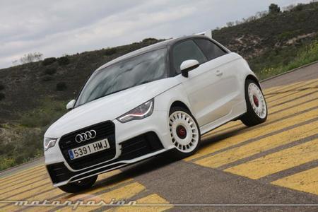 Audi A1 quattro, miniprueba (parte 1)