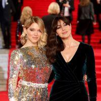 Lea Seydoux y Monica Bellucci, dos mujeres de bandera en el estreno de Spectre