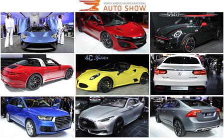 ¿Qué coche te ha gustado más del Salón de Detroit 2015? La pregunta de la semana