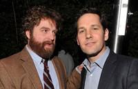 Paul Rudd y Zach Galifianakis en 'Will', de los directores de 'Pequeña Miss Sunshine'