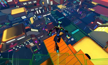 Hover: Revolt of Gamers busca 38.000 dólares en Kickstarter