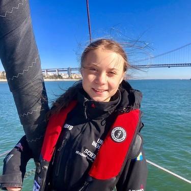 Greta Thunberg llegará el viernes a Madrid y esto es todo lo que sabemos sobre su travesía y participación en la cumbre contra el cambio climático