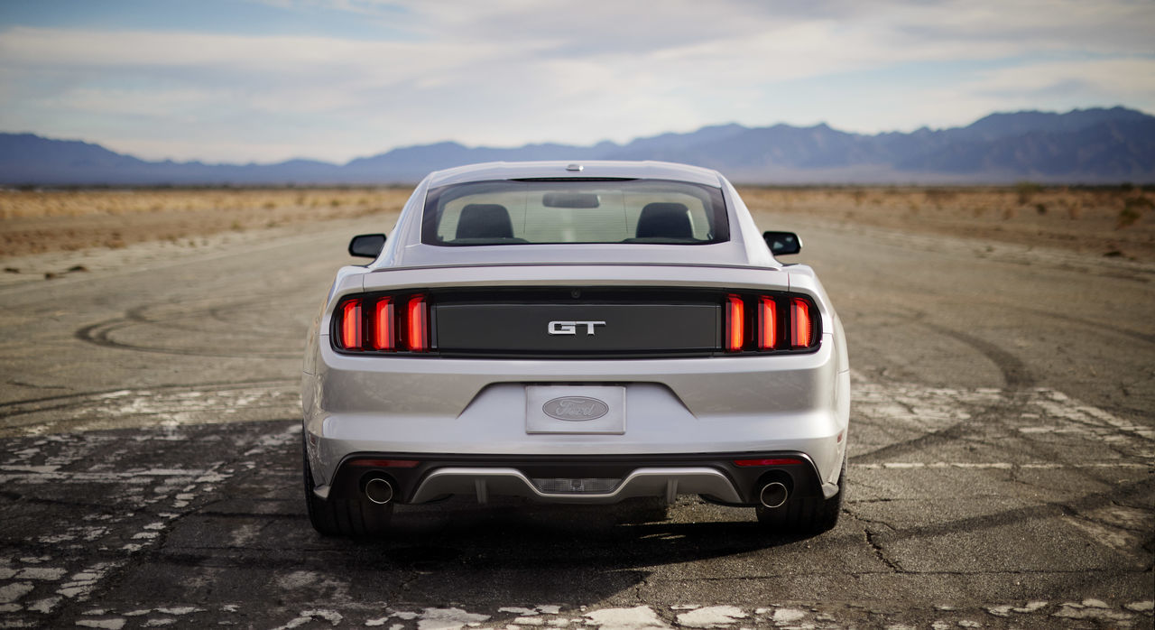 Foto de Ford Mustang 2014 (40/49)