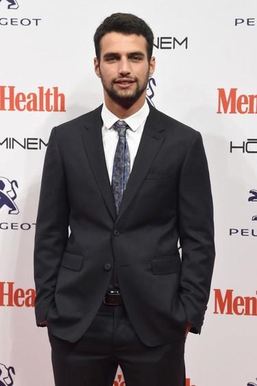 Marchando una de  Premios Men's Health Hombres del Año 2014