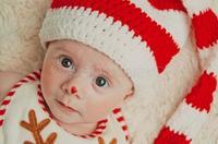 La foto de tu bebé, Pablo el mejor regalo de Navidad