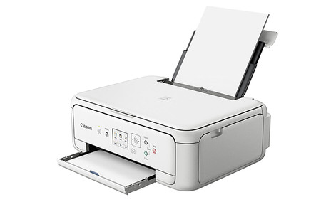 Impresora Multifuncional Canon Pixma Ts5151 Blanca Wifi