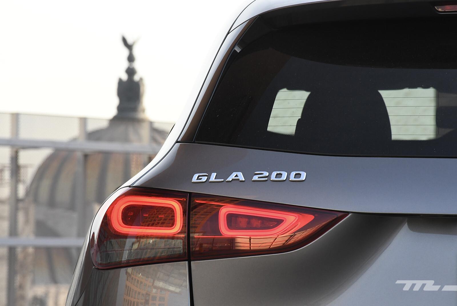 Foto de Mercedes-Benz GLA 200 (prueba) (6/30)