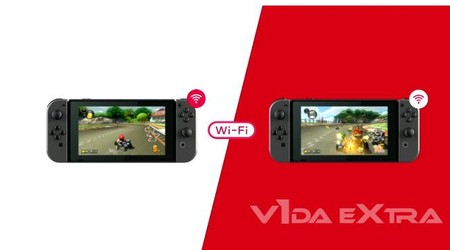 Nintendo Switch Conexion