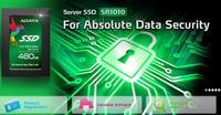ADATA lanza SSD SR1010 de grado enterprise, promete el mejor nivel de seguridad