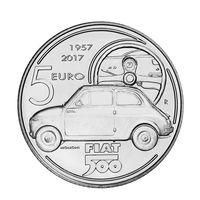 El Fiat 500 ya tiene su propia moneda, aunque no podrás pagar con ella