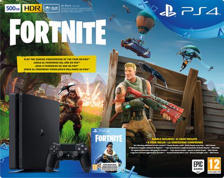 El pack Fortnite Battle Royale de PS4 llega hoy. Esto es lo que incluye