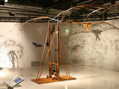 """""""La mecánica del genio"""": los sorprendentes diseños de Leonardo da Vinci en el Sciencie Museum de Londres"""