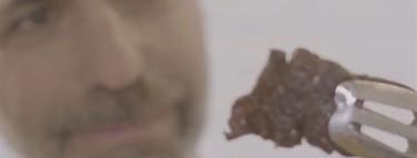 Esta es la primera carne que se consigue producir en el espacio