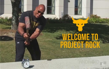 "Dwayne Johnson lanza ""The Rock Clock"", una alarma para despertar sí o sí"