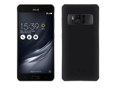 ZenFone AR, el segundo smartphone con Google Tango será presentado por ASUS