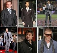 El hombre mejor vestido del 2009 es....