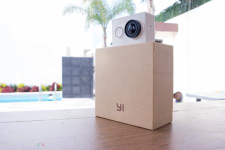 Xiaomi Yi Camera, análisis