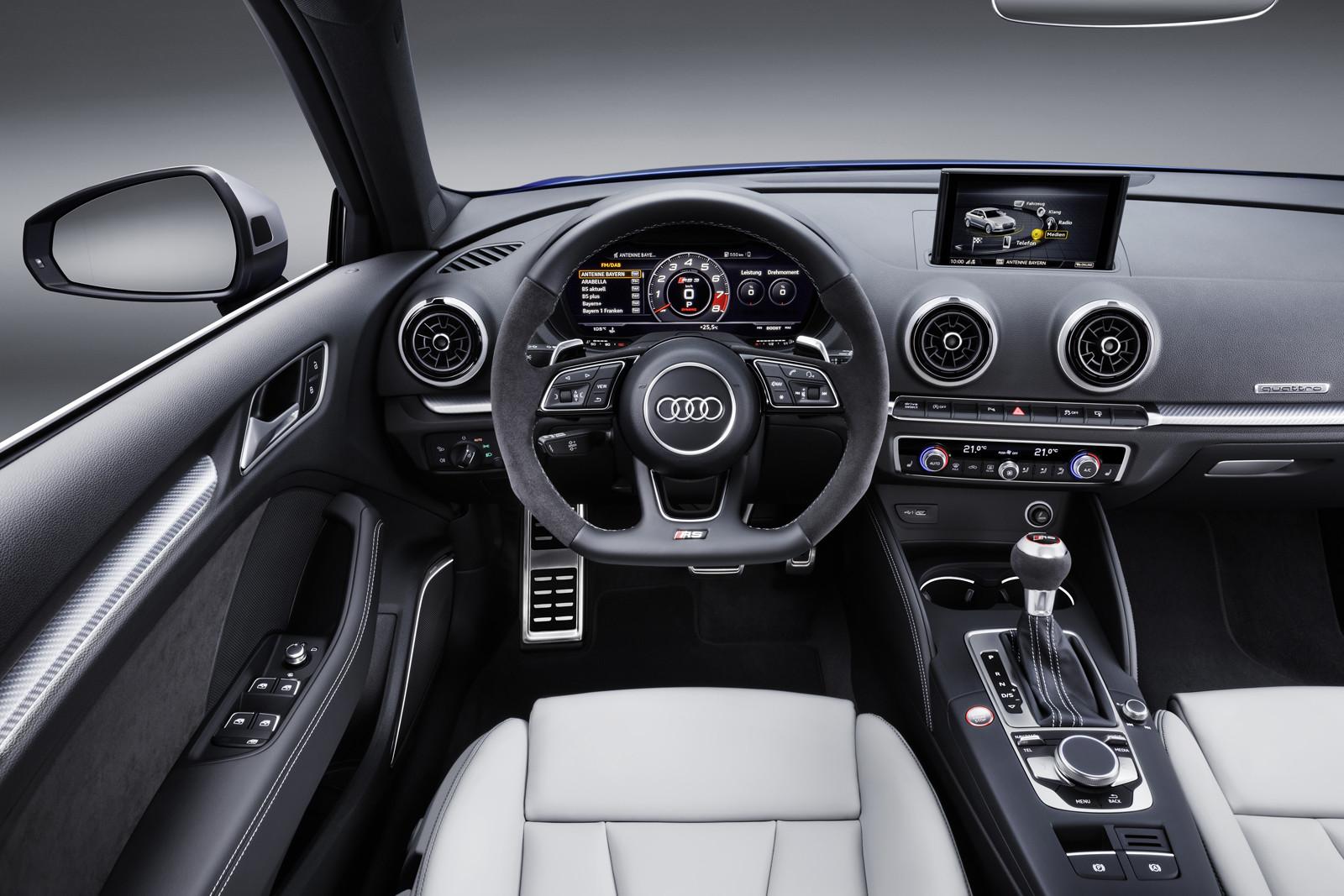 Foto de Audi RS 3 Sportback 2017 (1/16)
