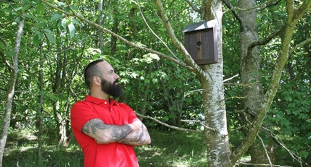 Vodafone Bird Box 2