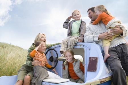 ¿Cuantos más hijos tienes menos estrés? Una encuesta nos dice el número de hijos que genera más estrés