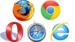 Comparamosvelocidad,rendimientoymásdeInternetExplorer,Safari,Chrome,FirefoxyOpera