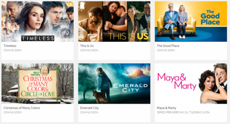 Nuevas series NBC (2016/2017): Trailers de la comedia de Kristen Bell, 'Timeless' y más