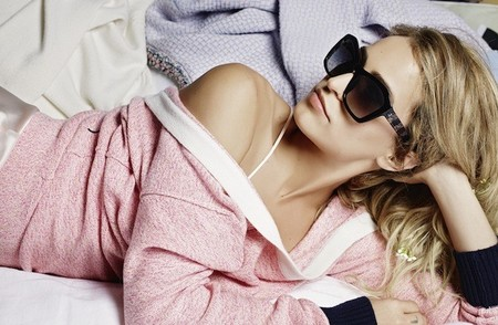 alice dellal chanel sunglasses