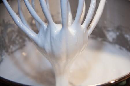 Cómo hacer crema batida y que quede en el punto perfecto