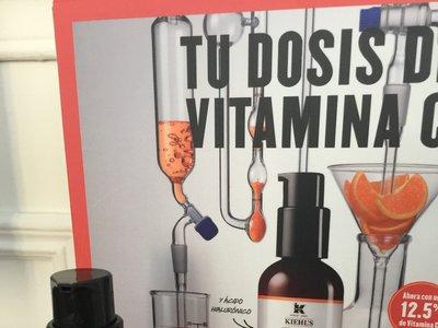 Khiel's mejora la fórmula de su icónicca crema con una nueva dosis vitamina C
