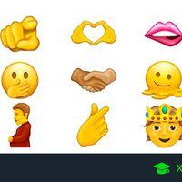 Nuevos emojis de 2021: lista completa de las 37 nuevas incorporaciones de Emoji v14.0 de Unicode