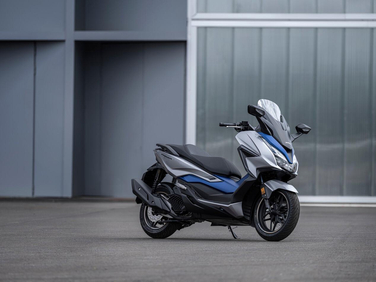 Foto de Honda Forza 125 2021 (6/11)