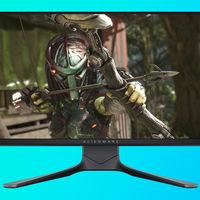 Diseño futurista y 240 Hz: el monitor gaming Dell Alienware IPS está a su precio mínimo histórico en Amazon por 339,99 euros