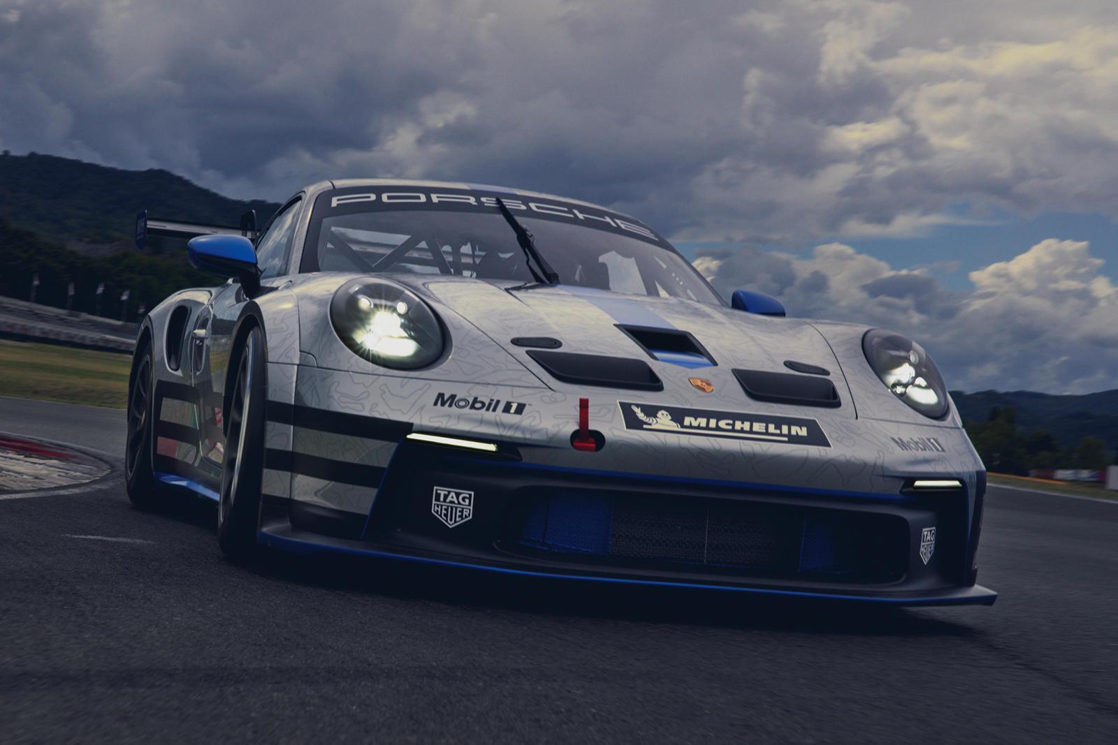Foto de Porsche 911 GT3 Cup (15/22)