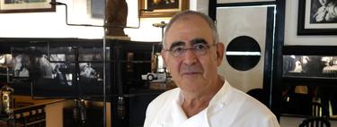 """Abraham García, a pelo: """"Hay cosas de la Michelin que es mejor no contar"""""""