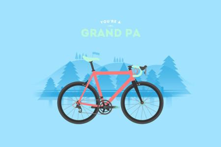 Bicicleta grandpa