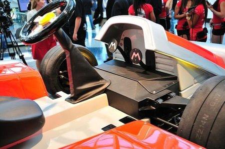 Los karts de 'Mario Kart' se hacen realidad. ¡Y son una pasada!