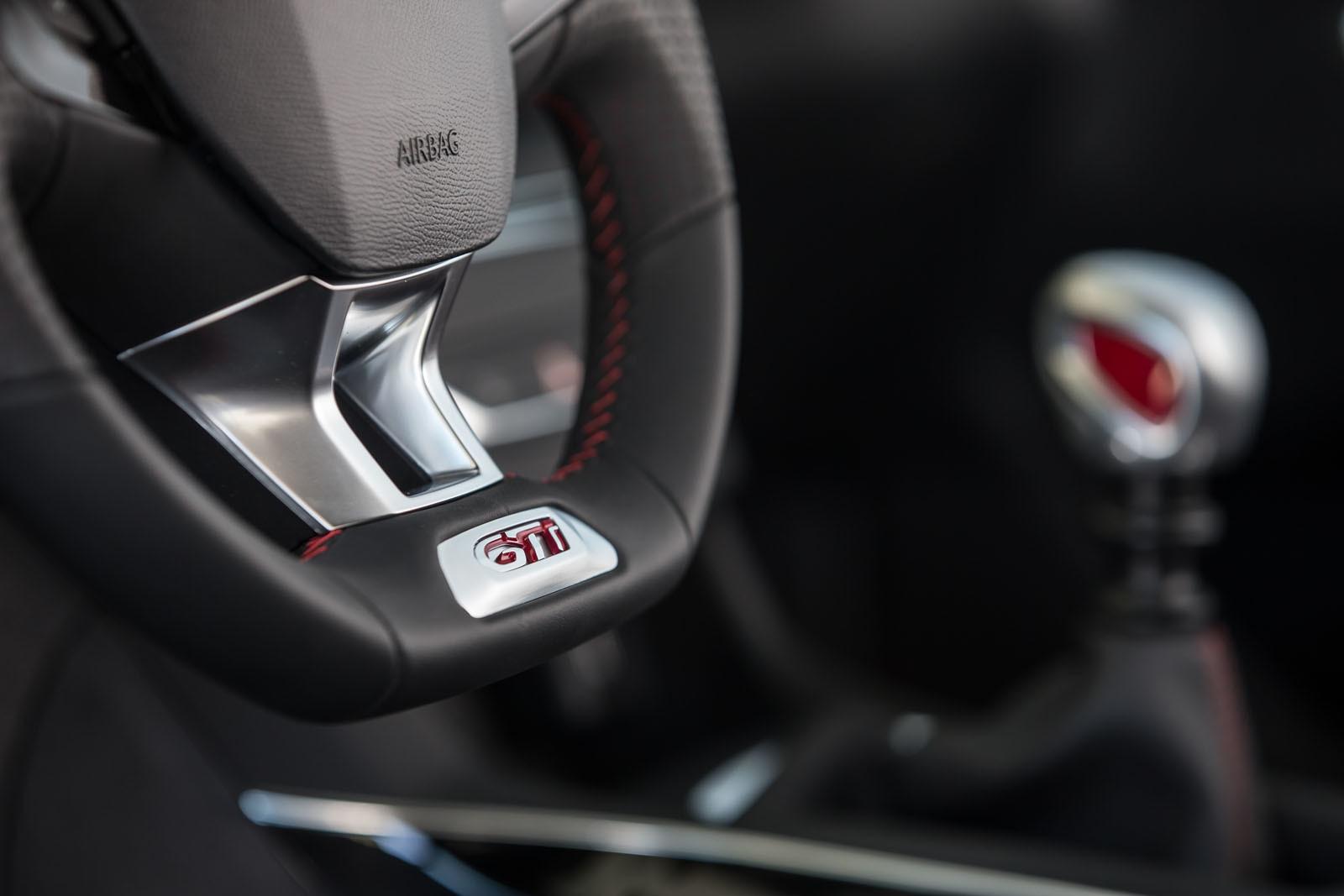 Foto de Peugeot 308 GTi 2017 (contacto) (1/56)