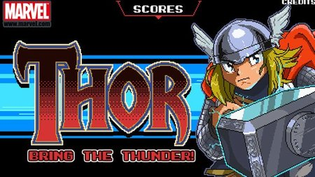 'Thor: Bring the Thunder': divertido juego gratuito con aire retro