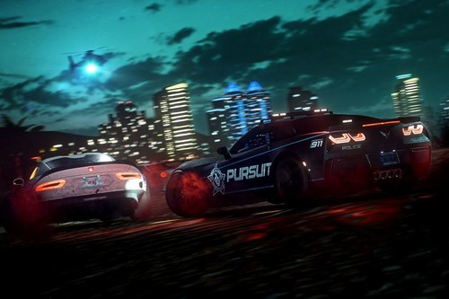 Análisis de Need for Speed: Heat. Electronic Arts no arriesga y va a lo seguro con el 25 aniversario de su rebelde saga de carreras