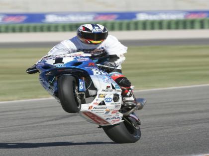José David de Gea, campeón de España de Fórmula Extreme