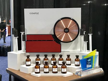 Compoz Compositor Perfume Ambiental Novedades Tecnologicas Que Llegan En 2019