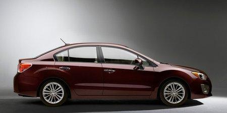 El nuevo Subaru Impreza se verá en Nueva York