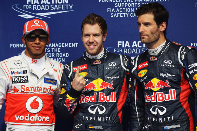 Pole GP de Bahrein