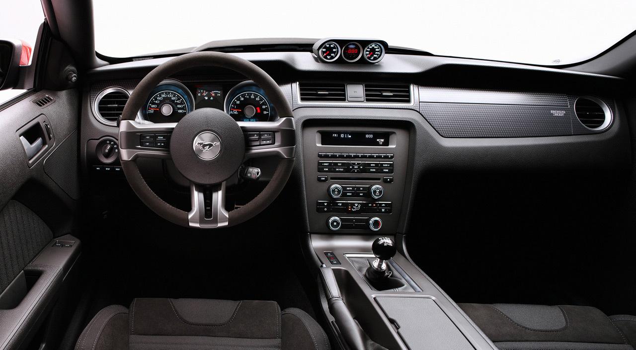 Foto de 2012 Ford Mustang Boss 302 Laguna Seca (23/38)