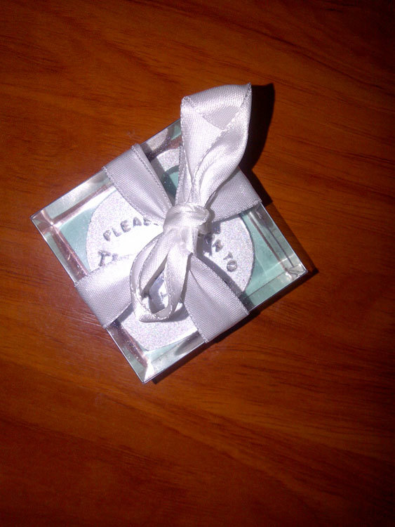 Tiffany chocolate