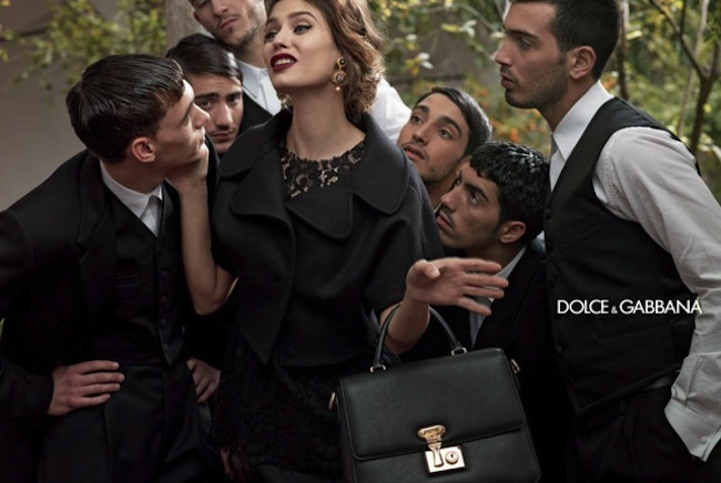Campaña Otoño-Invierno 2013/2014 Dolce & Gabbana
