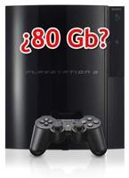 Rumor: La PlayStation 3 de 80 GB podría llegar a Europa en verano